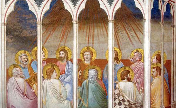 12. Ich glaube an den Heiligen Geist, die heilige katholische Kirche