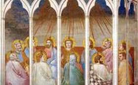 Coborârea Duhului Sfânt