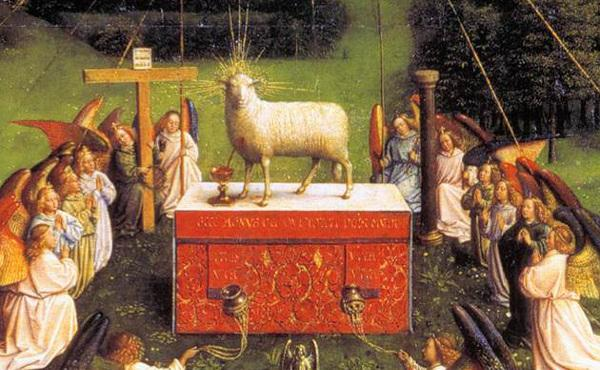 Opus Dei - On the Feast of Corpus Christi