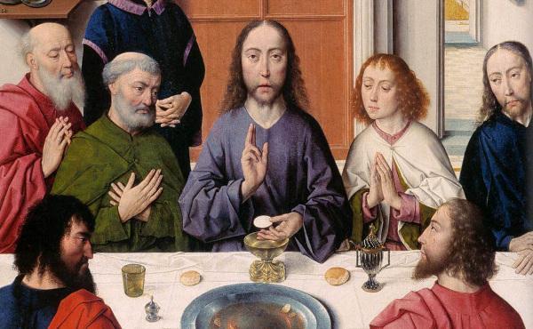 Opus Dei - Tema 20. L'eucaristia (2)