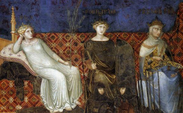 Opus Dei - Tema 28. La gràcia i les virtuts