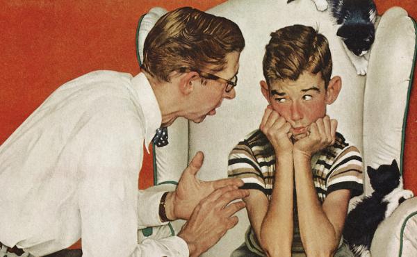 Tema 33. El quart manament del decàleg: honraràs pare i mare