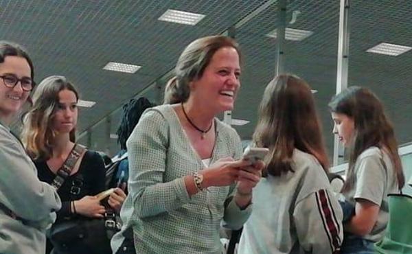 Uma professora comprometida com a ação social