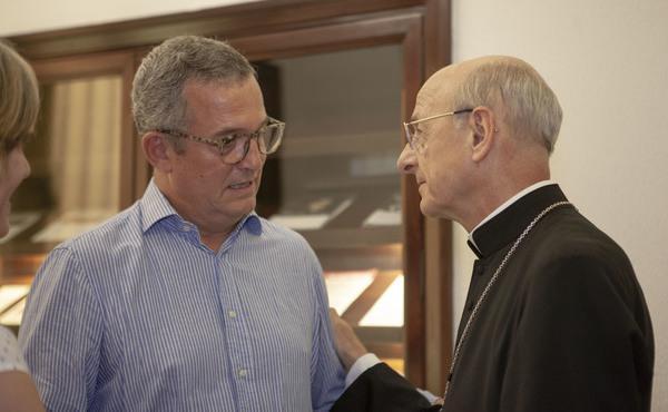 """Opus Dei - """"L'amour de Dieu nous accompagne, nous précède et nous suit toujours."""""""