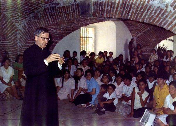Recuerdos de la visita de san Josemaría a Montefalco del 3 al 6 de junio de 1970.