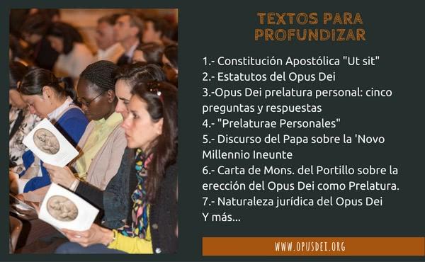 Opus Dei - Textos para profundizar