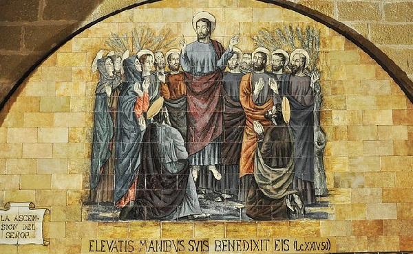耶稣升天节:吾主的升天