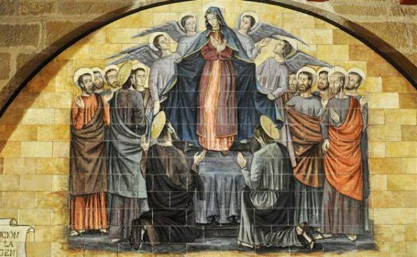 Opus Dei - 圣母升天—爱的奥蹟