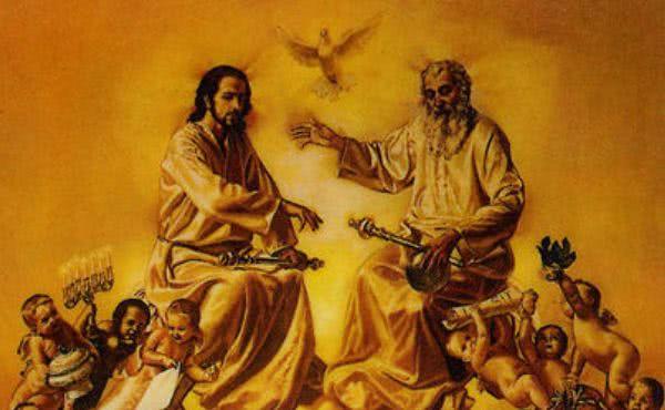 Opus Dei - 「聖三奧蹟與聖體」