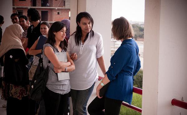 Opus Dei - Valg av studenter til et studenthjem
