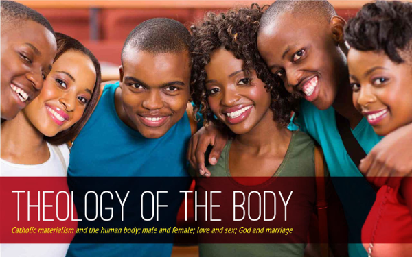 Theology of the Body and 100 youth