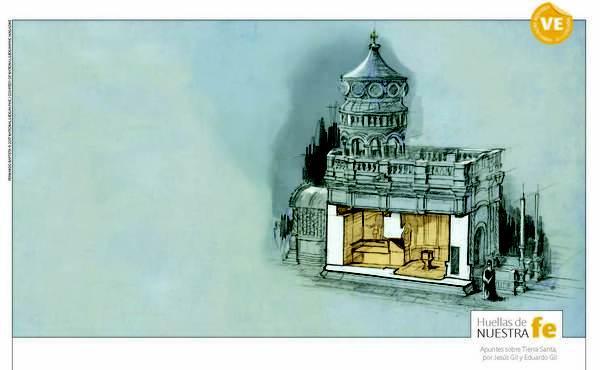 """""""Huellas de nuestra fe"""": un viaje por Tierra Santa"""