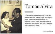 Tomás Alvira, padre de familia