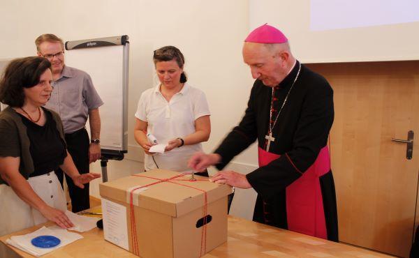 Opus Dei - Sveitsisk ingeniør på vei mot saligkåring