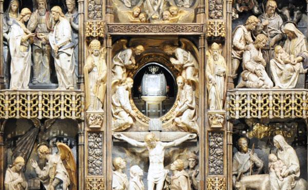 Jesu återfinnande i templet