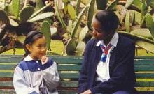 Kianda educa a las niñas y mujeres africanas.