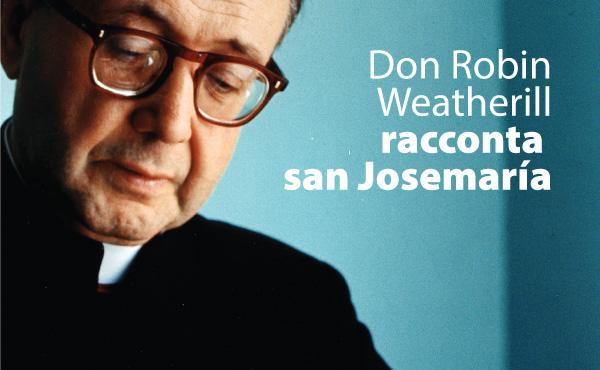 Opus Dei - San Josemaría in un programma di Tv2000