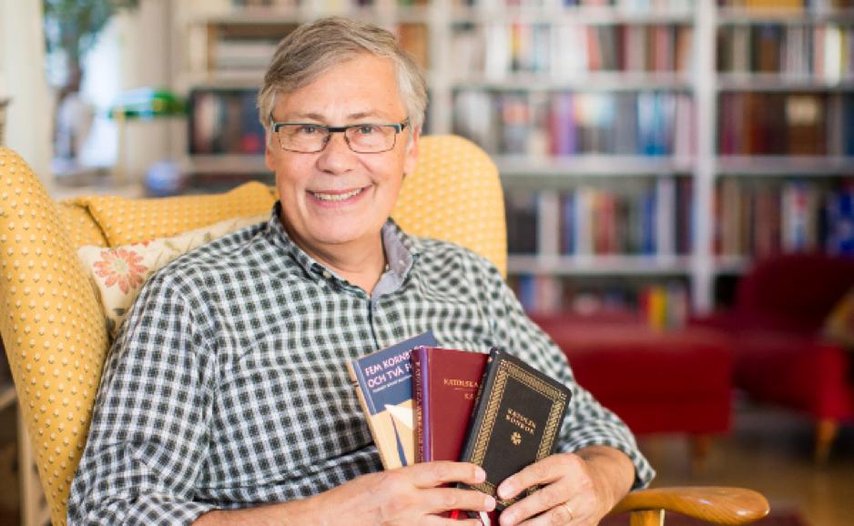 Opus Dei - Ulf Ekman: Paavi auttaa meitä lähestymään toisiamme nöyrästi
