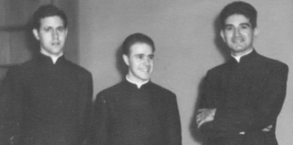 Opus Dei - Fallece en la Ciudad de México el Pbro Pedro de la Garza González