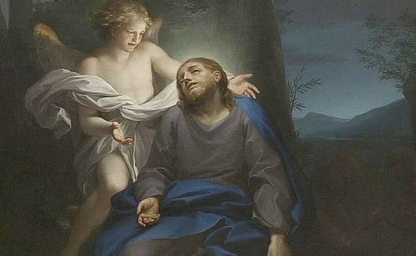 Opus Dei - A oração de Jesus no horto