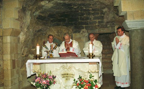 Opus Dei - Saxum: Il beato Álvaro in Terra Santa (I)