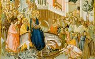 Domingo de Ramos: Jesus entra em Jerusalém