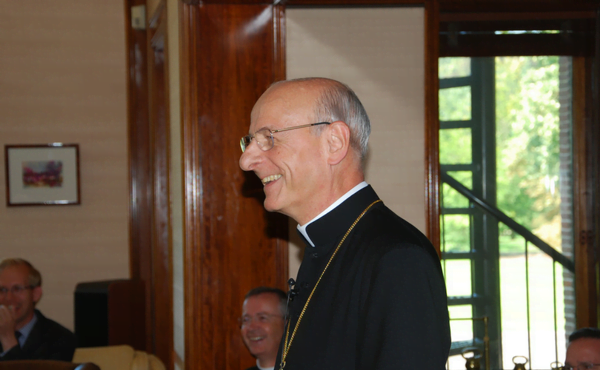 Message from the Prelate (1 November 2017)