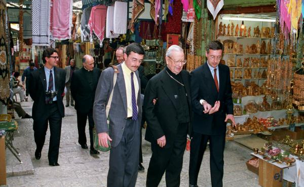 Opus Dei - Saxum: il beato Álvaro in Terra Santa (IV)