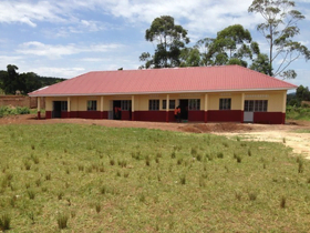 Nova osnovna škola za Uganđane