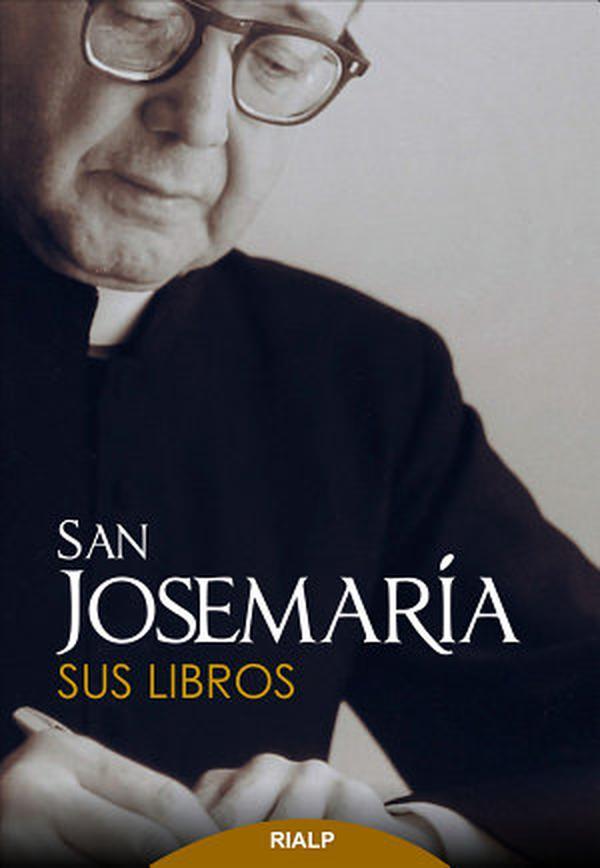 Los libros de san Josemaría, en formato electrónico