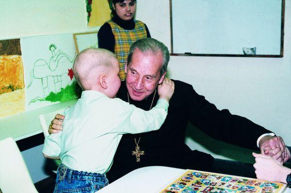Opus Dei - Fotoalbum von  Bischof Javier Echevarría