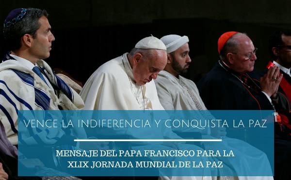 Opus Dei - Vence la indiferencia y conquista la paz