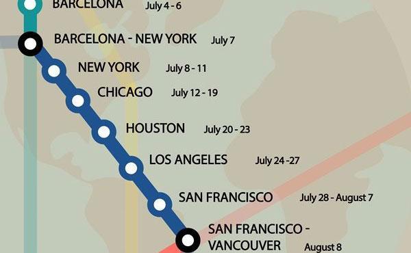 Opus Dei - Pastorale reizen prelaat zomer 2019