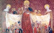 Le tissu de la Miséricorde