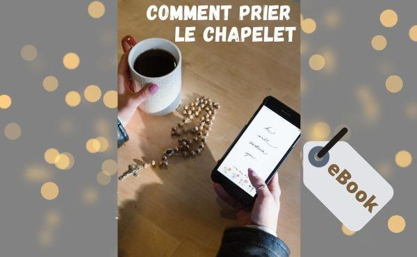 eBook - Comment réciter le chapelet