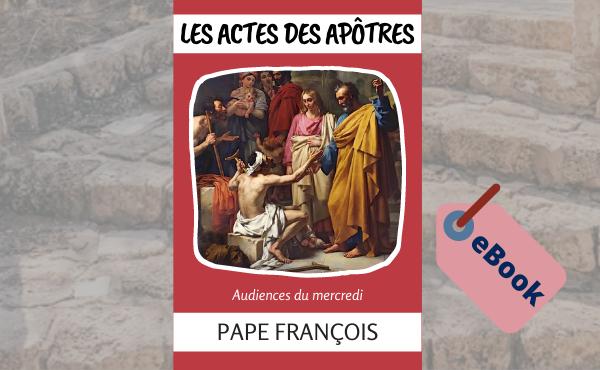 """eBook """"Les actes des apôtres"""""""