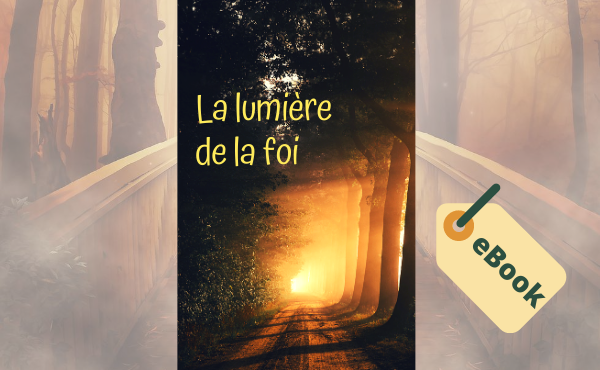 "eBook : ""La lumière de la foi"""