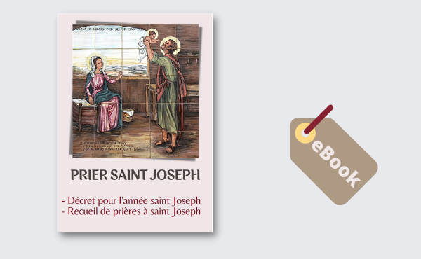 eBook - Prier Saint Joseph