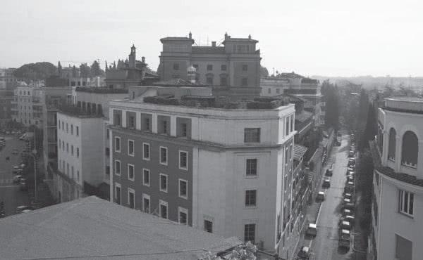 Orígenes y primera historia de Villa Tevere. Los edificios de la sede central del Opus Dei (1947-1960)