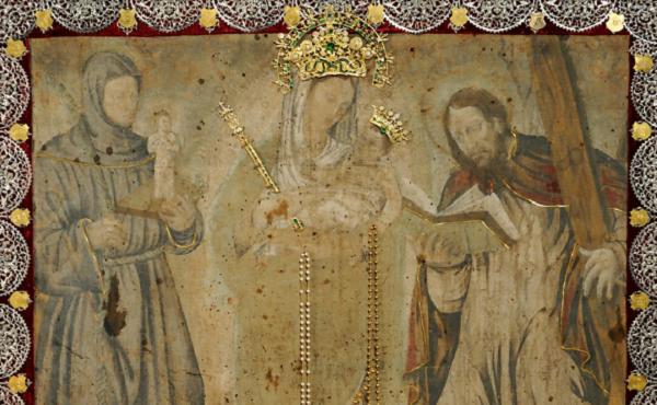 Nuestra Señora de Chiquinquirá, patrona de Colombia