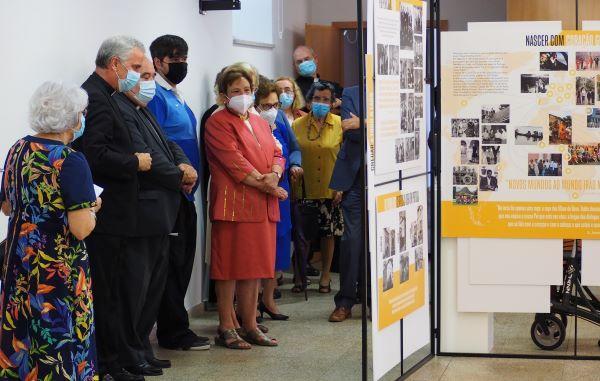 Opus Dei - Viseu: inauguração da exposição sobre os 75 Anos (fotos)