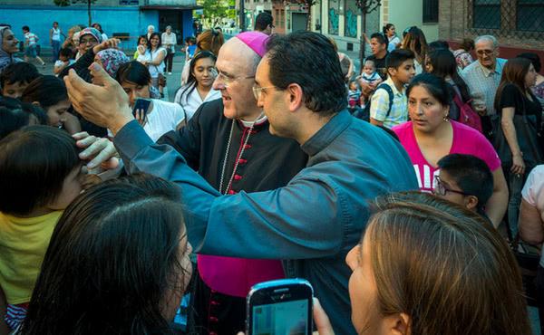 Opus Dei - «El Señor me ha casado con los pobres, y estoy encantado»