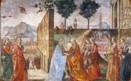 Vida de María (VI): La visitación a Santa Isabel