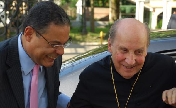 Opus Dei - Walter Aparicio, una vida de trabajo