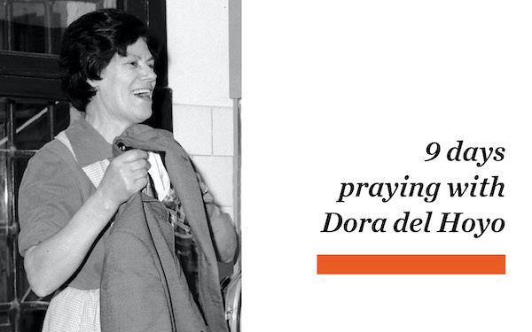 Nine Days Praying With Dora del Hoyo