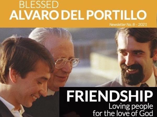 Opus Dei - Blessed Alvaro del Portillo Newsletter No 8 (2021)