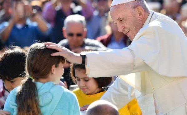 Opus Dei - 教宗公開接見:天主愛每個人的生命
