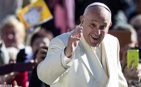 教宗開啟關於「感恩聖事」新系列主題