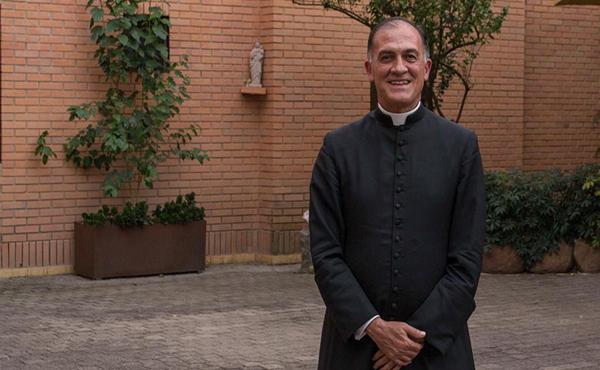 Opus Dei -  Fallece el Padre Rodrigo Martínez Aceves en la ciudad de Aguascalientes