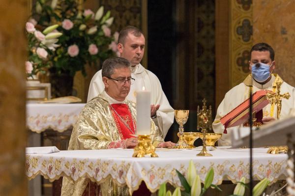 Opus Dei - Predica Nunțiului Apostolic în România, Miguel Maury în Catedrala Sf. Iosif din București